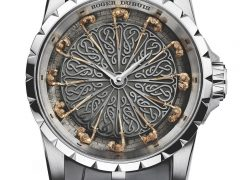 Roger Dubuis Excalibur Knights Of The Round Table II Watch Watch Releases