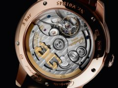 Glashutte Original Senator Excellence Perpetual Calendar red gold 3